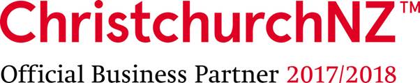 Official business partner 2015/16 christchurch and canterbury tourism
